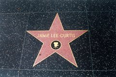 Hollywood - The walk of fame