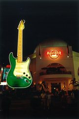 Universal City - Hardrock Cafe L.A.