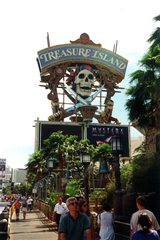 Las Vegas - Treasure Island