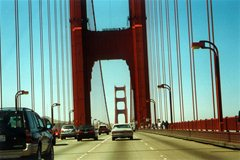 Golden Gate Bridge - Gewaltig ...