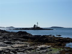 Boothbay Harbour & Insel (ME)