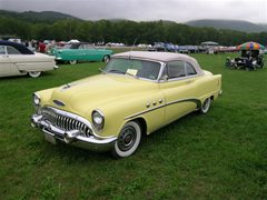 1953 Buick Super Convertible