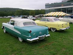 1955 Oldsmobile Holiday Convertible