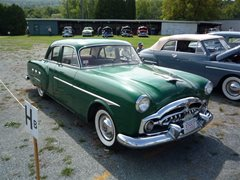 1952 Packard Mayfair Hardtop