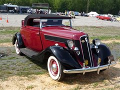 1935 Studebaker Commander Roadster