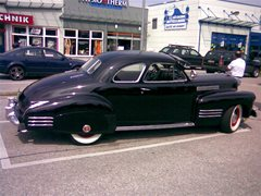 1941 Cadillac Coupe