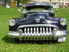 1950 Buick Roadmaster Eight Dynaflow
