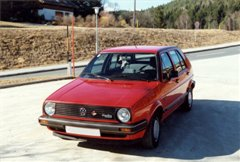 1987 VW Golf Rabbit TD