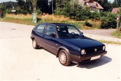 1992 VW Golf Rabbit LX