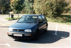1995 VW Golf Rabbit TDI