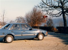 1985 Ford Orion