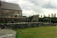 Ballintuber Abbey
