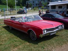 1966 Oldsmobile Ninety Eight Convertible